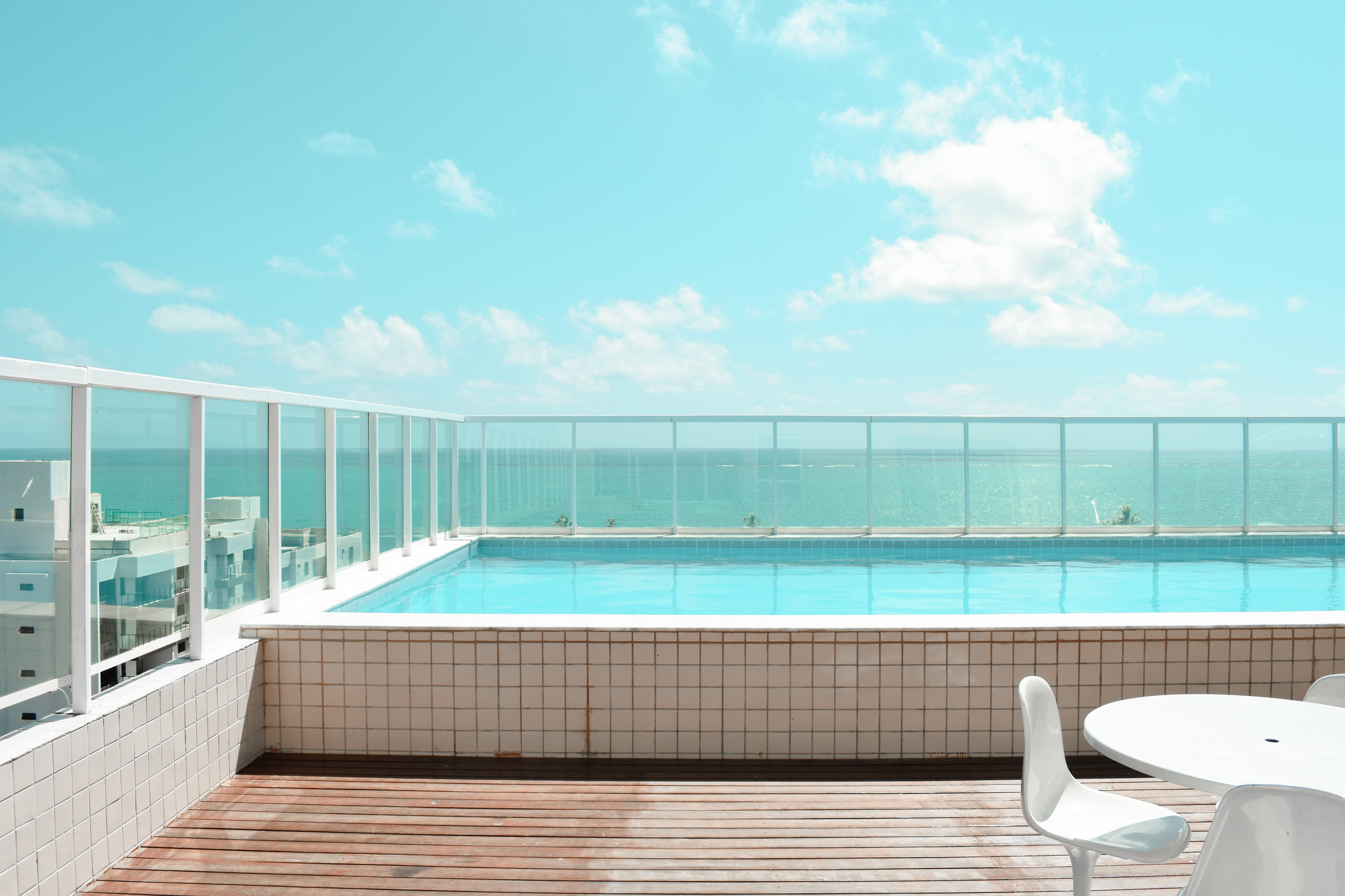 best above ground pool heaters