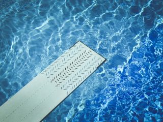 types of diving boards