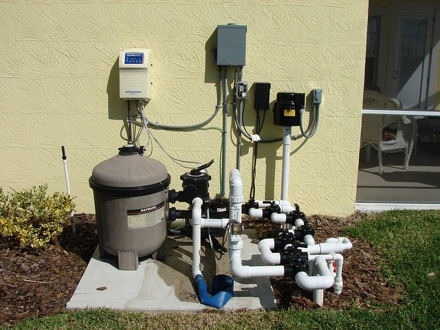 How Does Pool Sand Filter Work